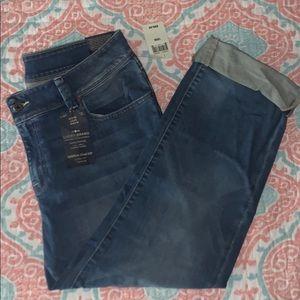 Lucky Brand Georgia Straight Jeans